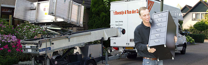 Removal Company Netherlands The Haque
